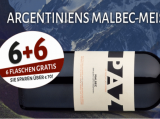 2016 Finca Las Moras PAZ Malbec Argentinien 6+6 Aktion