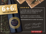 2016 Magnifico Fuoco Primitivo in der 6+6 AKTION! – SIE SPAREN FAST 80€