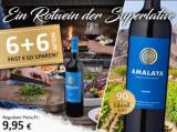 2017 Amalaya in der 6+6 Aktion – Jetzt fast 60 € sparen!