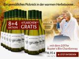 2017 Ruyter's Bin Chardonnay Stellenbosch 8+4 Aktion