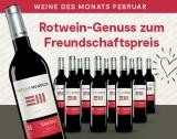 Enrique Mendoza Shiraz 2017 – 12er Monatsangebot 9L 14% Vol. Trocken Weinpaket aus Spanien