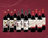 Winterfreude-Paket – Weinpaket (12 Stück) 9L Weinpaket aus Spanien