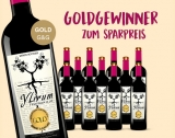 Ylirum Tinto 2017 – 12er E*Special 9L 13.5% Vol. Halbtrocken Weinpaket aus Spanien