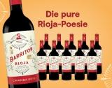 Barriton Crianza 2015 – 10er E*Special 7.5L 13.5% Vol. Trocken Weinpaket aus Spanien