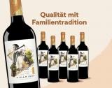 Vinamigos 4 2015 – 6er E*Special 4.5L 15% Vol. Trocken Weinpaket aus Spanien