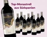 La Nymphina 2017 – 9er E*Special 6.75L 15% Vol. Trocken Weinpaket aus Spanien