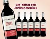 Enrique Mendoza Shiraz 2017 – 6er E*Special 4.5L 14% Vol. Trocken Weinpaket aus Spanien