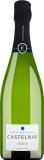 Champagner De Castelnau Réserve Brut   – Schaumwein, Frankreich, trocken, 0,75l bei Belvini