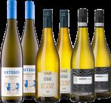 3 Länder 1 Rebsorte Sauvignon Blanc / Weißwein /  3×2 Fl. bei Hawesko