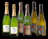 Probierpaket Lieblings-Schaumweine   6 Flaschen bei Weinvorteil