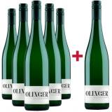 WirWinzer Select 2019 5+1 Weißburgunder-Paket Gebrüder Müller-Familie Olinger – Franken – bei WirWinzer
