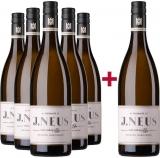 J. Neus 2019 5+1 Weißburgunder VDP.Gutswein trocken Paket Weingut J. Neus – Rheinhessen – bei WirWinzer