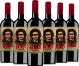 6er Aktion Hammeken Cellars El Gringo Dark Red Tempranillo Vdt 20…, Spanien, trocken, 4.5000 l bei Belvini