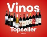 Top-Seller-Paket – 12 Flaschen 9L Trocken Weinpaket aus Spanien