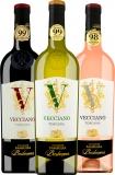 3er Weinpaket Barbanera Vecciano: Weiß – Rosé – Rot   – Weinpakete, Italien, trocken, 2.2500 l bei Belvini