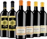 6er Santalba Weinpaket   – Rotwein – Bodegas Santalba, Spanien, trocken, 4.5000 l bei Belvini