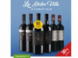 6er-Paket La Dolce Vita – Rotweine des italienischen Südens für nur 29,95€ statt 42,78€