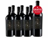 6er-Paket Miluna Primitivo Salento + GRATIS Magnumflasche