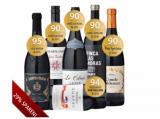 6er-Probierpaket 90er-Club BEST BUY für nur 39,95€ statt 56,10€ mit -29%