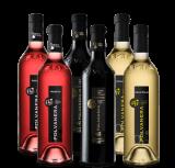 6er Premium-Paket: Polvanera Bioweine. Sechsmal Einmalig – 4.5 L – Biowein – Cantine Polvanera bei VINZERY