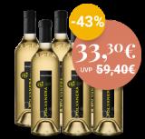 6er Weißwein-Paket: Polvanera Bioweine. – 4.5 L – Biowein – _ bei VINZERY