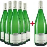 Rosenhof 2018 5+1 Weißburgunder Literweinpaket Wein- und Sektgut Rosenhof – Pfalz – bei WirWinzer