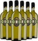 6er Paket Montemajor Greco di Tufo G  – mit 40% Rabatt 2019 – Wei…, Italien, trocken, 4.5000 l bei Belvini