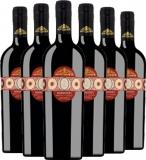 6er Paket Montemajor Mammasanta Primitivo di Manduria   – mit 35%…, Italien, trocken, 4.5000 l bei Belvini