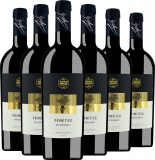 6er Aktion Gran Appasso Appassimento Primitivo Igp 2019 – Weinpakete, Italien, trocken, 4.5000 l bei Belvini