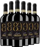 6er Aktion Barbanera Gigino Grande 2015 – Weinpakete, Italien, halbtrocken, 4.5000 l bei Belvini