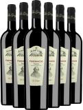 6er Aktion La Greggia Fontanaccio Rosso Toscano 2016 – Weinpakete, Italien, trocken, 4.5000 l bei Belvini