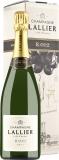 Champagne Lallier R.016 Brut in Geschenkverpackung   – Schaumwein, Frankreich, brut, 0,75l bei Belvini