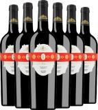 6er Paket Montemajor Danza delle Spade Primitivo 2020 – Rotwein, Italien, trocken, 4.5000 l bei Belvini