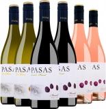 3×2 Hammeken Cellars Pasas Probierpaket   – Wein, Spanien, trocken, 4.5000 l bei Belvini