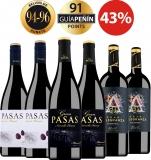 3×2 Hammeken Cellars-Paket   – Weinpakete, Spanien, trocken, 4.5000 l bei Belvini