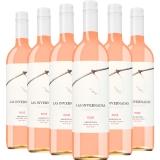 6er Aktionspaket Las Invernadas Rosé Cuyo 2020 – Wein, Argentinien, trocken, 4.5000 l bei Belvini