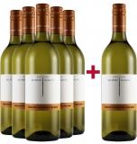 Silbernagel 2020 5+1 Paket Weißburgunder von der Ilbesheimer Ritterburg Weingut Silbernagel – Pfalz – bei WirWinzer