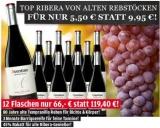 Aventino Tempranillo 2014 12 Flaschen mit 45% Preisvorteil