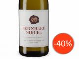 Bernhard Siegel Weißburgunder trocken 2017 für nur 5,90€ statt 9,90€