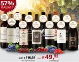 Best of Rotwein XXL 12 Flaschen inkl. Gratis Versand!