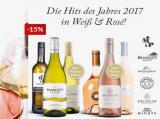 Best of Vinexus 2017 Weißwein & Rosé (6er-Paket) für nur 53,66€ statt 63,14€