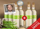 Blanc de Blancs – 4+2 Paket für nur 27,80€ statt 41,70€ perfektzum Spargel-Genuss