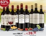 Bordeaux XXL Vorteilspaket 3×3 Flaschen für 39,99€