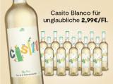 Casito Blanco 2016 12 Flaschen für nur 35,90€ statt 59,40€