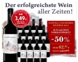 Castell Colindres 2012 18er von 6,95 € auf 3,49 €! mit 50% Topseller-Rabatt