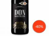 Don Mantillón 2016 Bodegas Bocopa für nur 5,90€ statt 9,90€ mit -40%