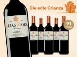Elías Mora Crianza 2014 6 Flaschen für nur 59,00€ statt 101,70€ mit -42%