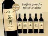 El Cántico Crianza 2015 6 Flaschen für nur 42,90€ statt 83,70€ mit -49%