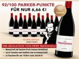 Enrique Mendoza La Tremenda Monastrell 2014 12 Flaschen für nur 79,90€ statt 107,40€
