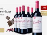 Ernie Els Wines The Big Easy Red (6er-Paket) für nur 66,99€ statt 95,70€ mit -30%
